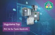 PLC ile Su Tankı Kontrolü
