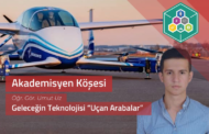 """Geleceğin Teknolojisi """"Uçan Arabalar"""""""