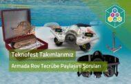 TEKNOFEST Takımlarımız - Armada Rov Team İle Röportaj