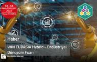 WIN EURASIA Hybrid - Endüstriyel Dönüşüm Fuarı