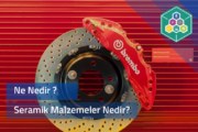 SERAMİK MALZEMELER