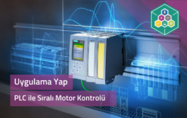 PLC ile SIRALI MOTOR KONTROLÜ