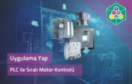 PLC ile SÜRELİ MOTOR KONTROLÜ