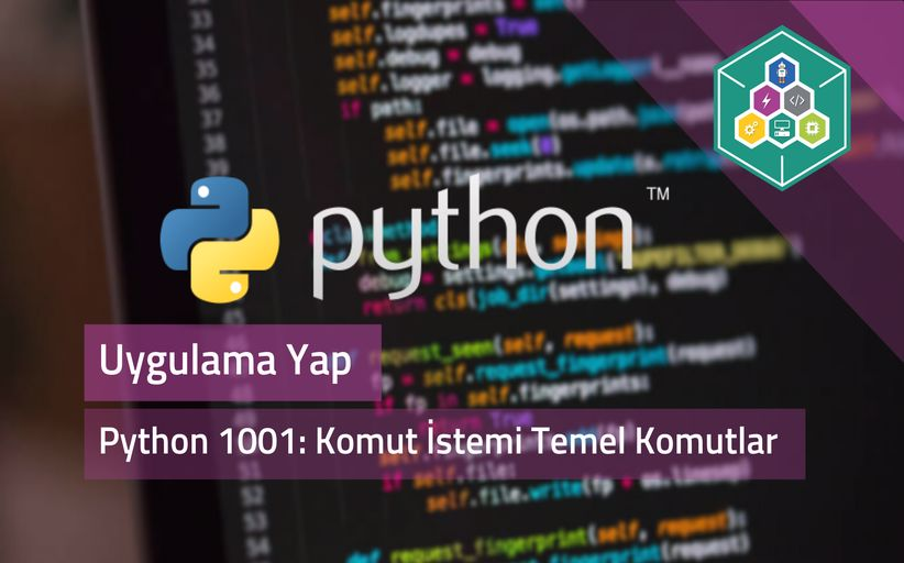 Python 1001: Komut İstemi Temel Komutlar