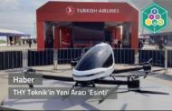 THY Teknik'in yeni hava aracı