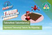 TEKNOFEST Takımlarımız - Harmoni Teknoloji Takımı İle Röportaj