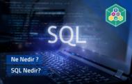 SQL Nedir?