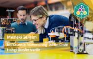 Mekatronik Mühendisliği Bölümünde Hangi Dersler Verilir?
